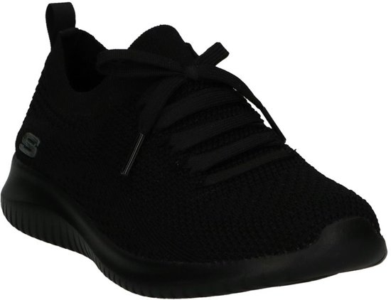Slip Flex Skechers Sneakers Ultra Zwarte on Statements 5q4jRLS3cA