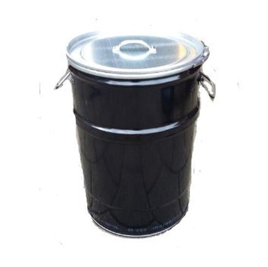 prullenbak industrieel olievat 60 liter met. Black Bedroom Furniture Sets. Home Design Ideas