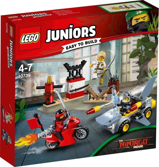 LEGO Juniors NINJAGO Movie Haaienaanval - 10739