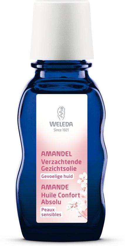Weleda Amandel gezichtsolie 50 ml
