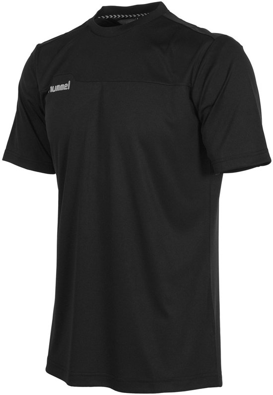 Hummel Authentic Noir Shirt - Voetbalshirts  - zwart - XS