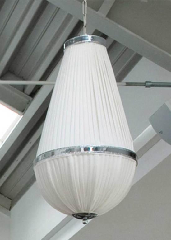 Hedendaags bol.com | Rivièra Maison The Grand Hall Luster - Hanglamp - Maat L GF-83