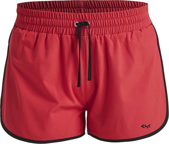 Röhnisch Workout Sportshort Dames - Red - Maat XL