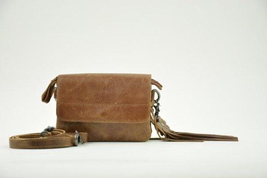Tasje Quebec Brown Clutch Bag2bag Klein Hq1858xO