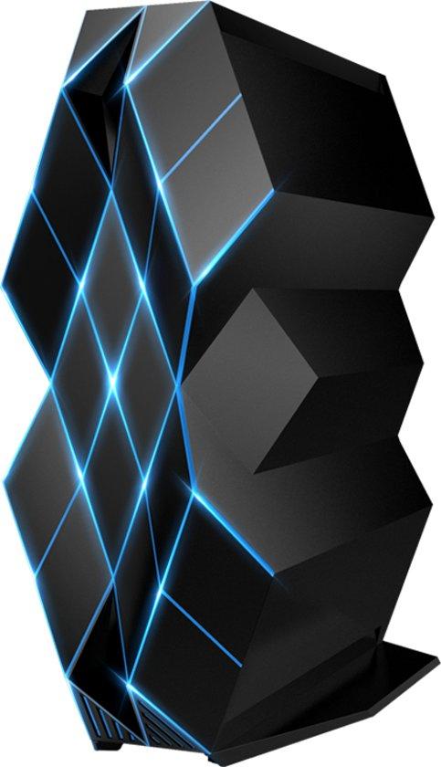 Introductie aanbieding: Ipason Gaming Desktop Black Crystal.2 i5-9600KF | 16G RAM | 1T SSD | GTX 1660 Super