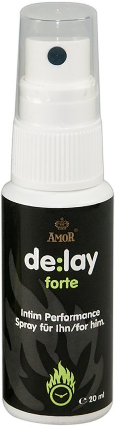 Delay Forte - 20 ml - Delay Spray