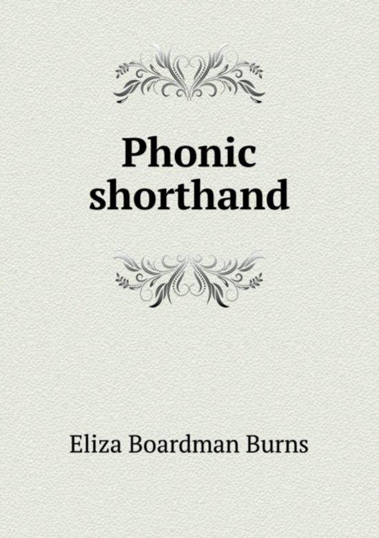 Phonic Shorthand