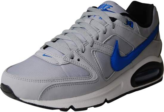 Nike Air Max Command Sneakers Heren grijsblauw Maat 40.5