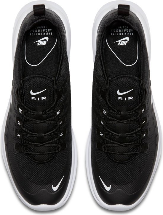 Heren Nike Air Max white Axis Black Sneakers ITpxzT