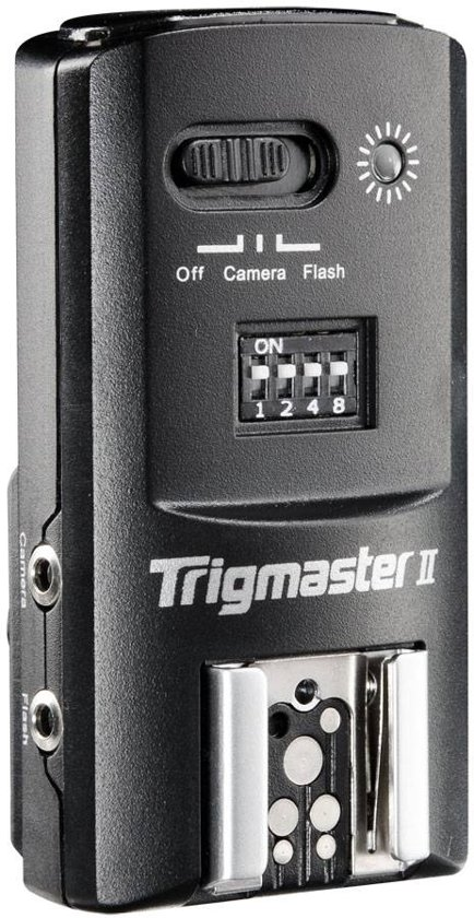 Aputure Trigmaster II 2.4G ontvanger voor Canon.