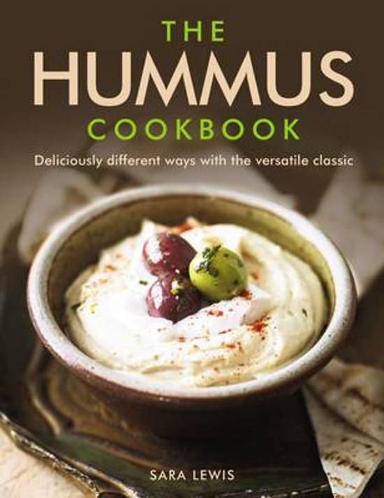 Hummus Cookbook
