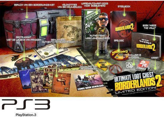 Borderlands 2 - Ultimate Loot Edition