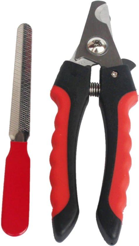 Hiden | Katten Nagelknipper Set – Knippen – Nagelvijl - Dieren