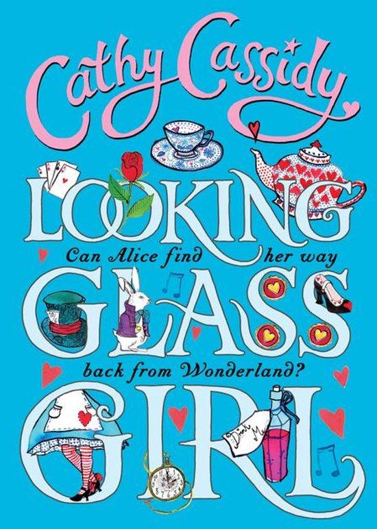 Afbeeldingsresultaat voor looking glass girl