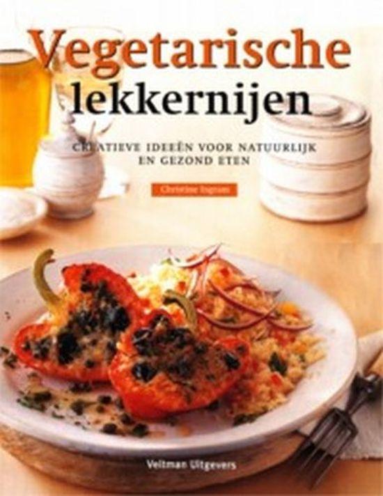 Boek cover Vegetarische Lekkernijen van C. Ingram (Paperback)