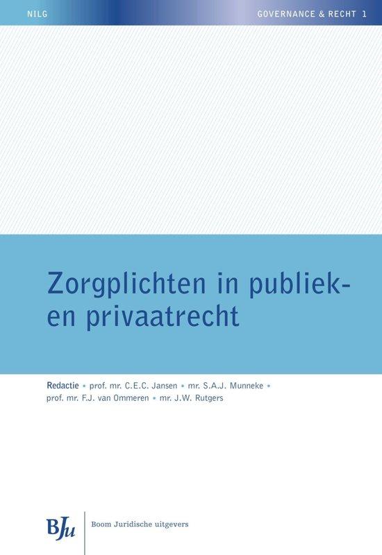 Zorgplichten in publiek en privaatrecht