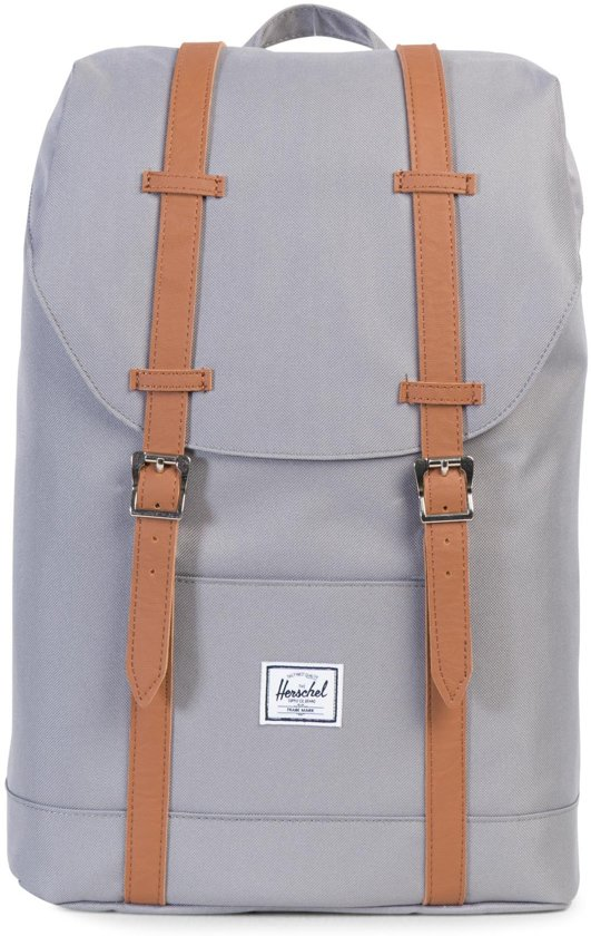 c3f5ac4083b Herschel Supply Co. Retreat Mid-Volume Rugzak - Grey