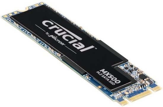 Crucial MX500 M.2 SSD 250GB