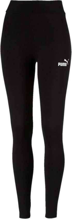 PUMA Ess Leggings Sportlegging Dames - Cotton Black - Maat L