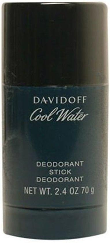 Davidoff Cool Water Homme Deodorant Stick Deodorant -75 ml