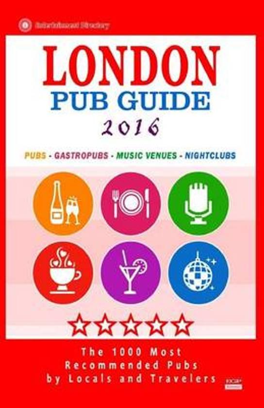 London Pub Guide 2016