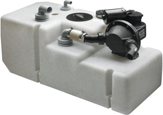VETUS Vuilwatersysteem 42 liter 24 Volt