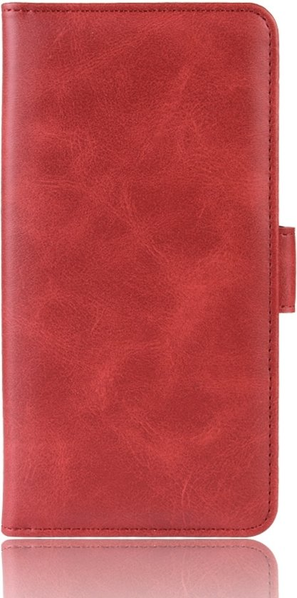 Mobigear Wallet Stand Rood iPhone 11 Pro
