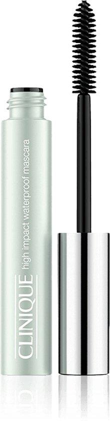 Clinique High Impact Waterproof Mascara - Zwart/Bruin