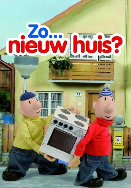 Buurman En Buurman Wenskaart Nieuw Huis
