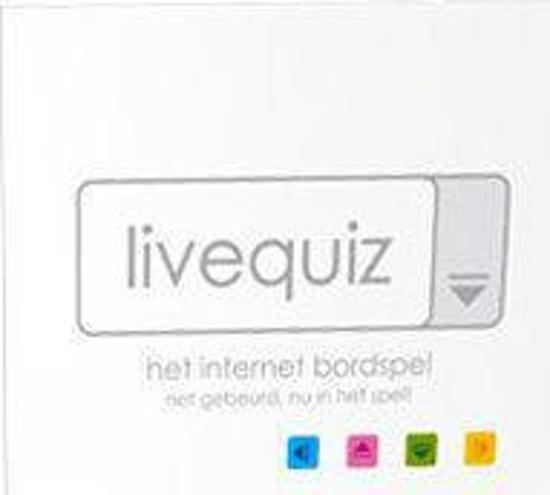 Livequiz Het Internet Bordspel