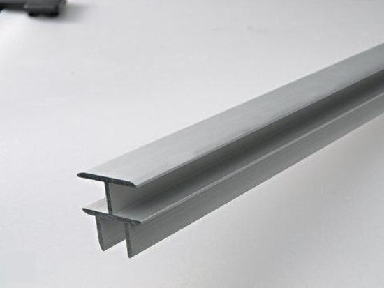 GAH Alberts Beslag Klemverbinder-profiel Lengte 1000 mm