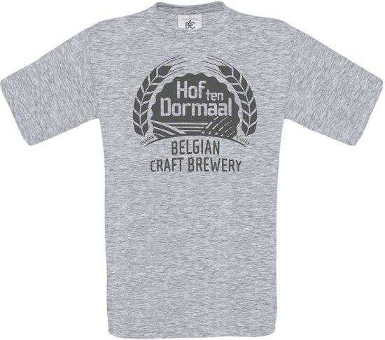 Hof ten Dormaal heren ash-grey XL