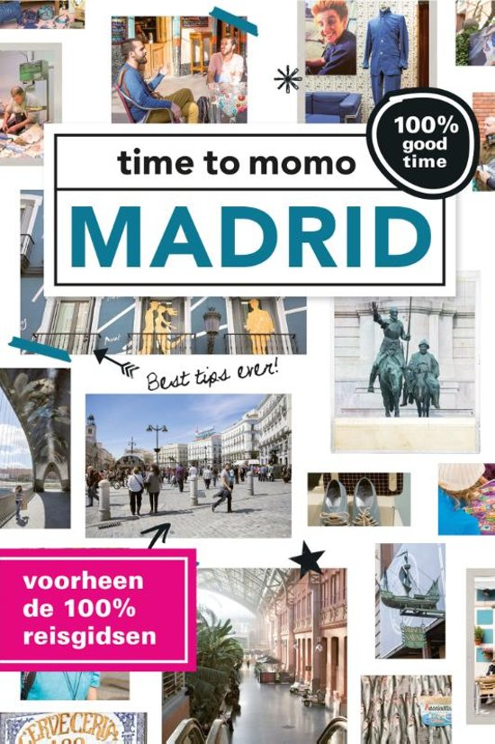 time to momo - Madrid