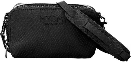 Anaconda Tas Bag My Crossbody Boxy Myomy Black xZ1aqw7