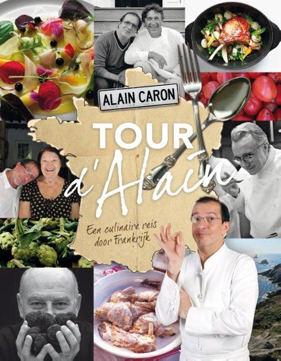Boek cover Tour dAlain van Alain Caron (Paperback)