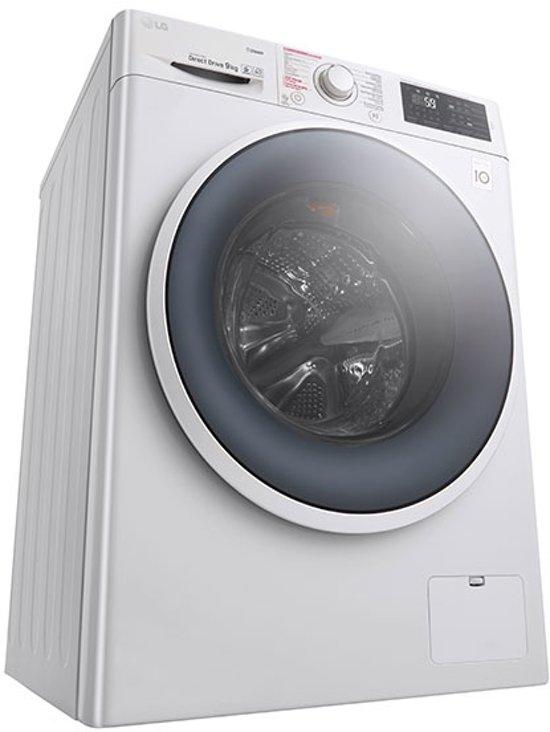 LG F4J6VY0W - Wasmachine