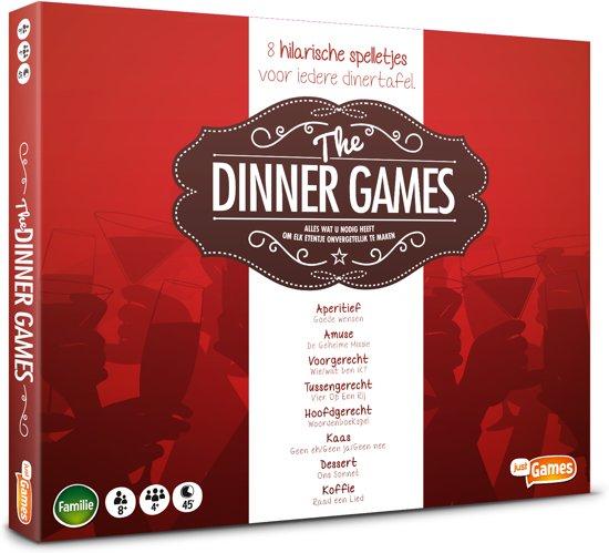 Afbeelding van het spel The Dinner Games - Bordspel