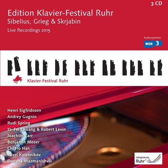 Edition Klavier-Festival Ruhr Vol. 34 / Live Recor