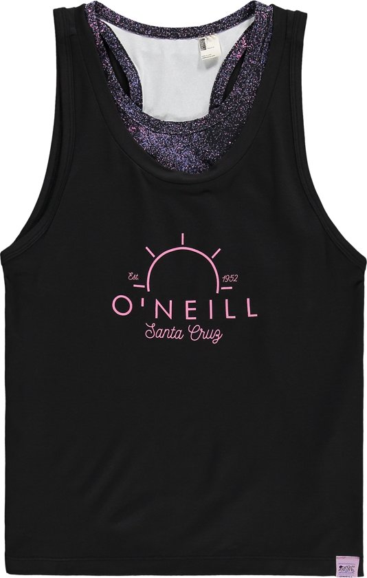 O'Neill Sporttop Casual Active 2in1 - Black Out - 152