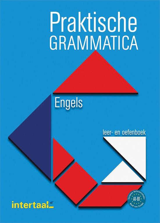Boek cover Praktische grammatica Engels leer- en oefenboek van House e.a. (Paperback)