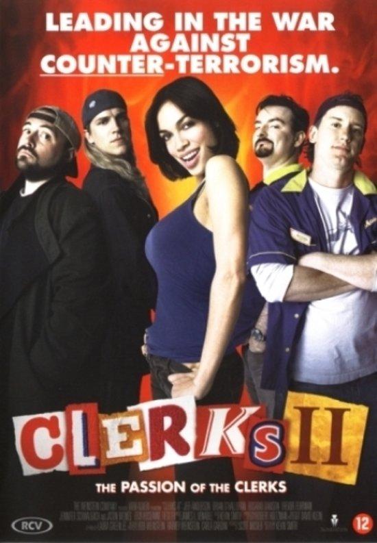 Cover van de film 'Clerks 2'