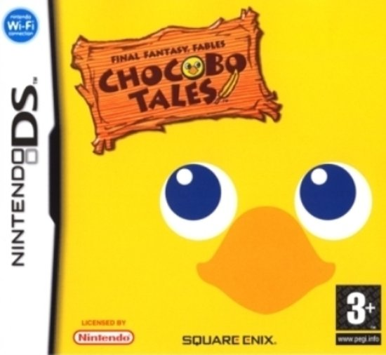 Final Fantasy Fables: Chocobo Tales kopen