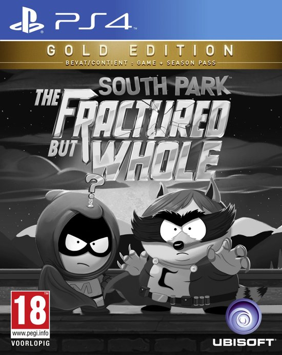 South Park: The Fractured But Whole - Gold Edition PlayStation 4