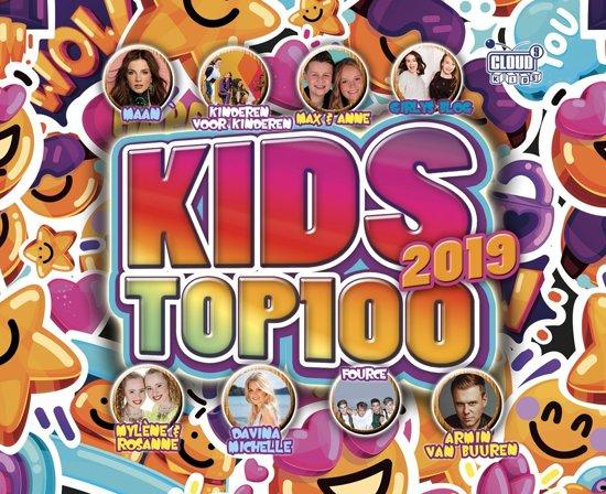 CD cover van Kids Top 100 - 2019 van Kids Top 100