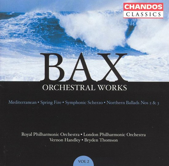 Orchestral Works Ii