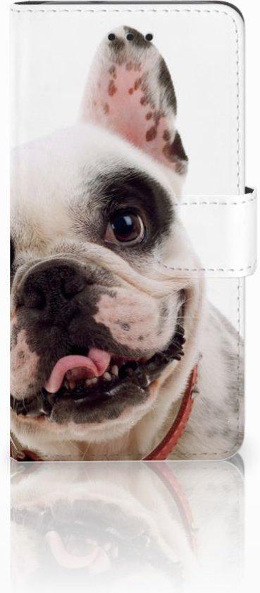 Huawei Y3 2017 Uniek Telefoonhoesje Hond in Koekelberg