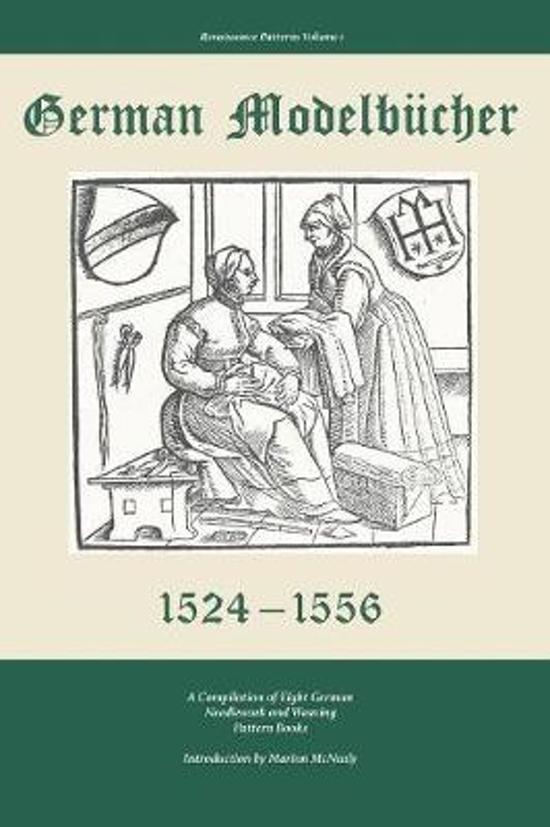 German Modelbucher 1524 - 1556