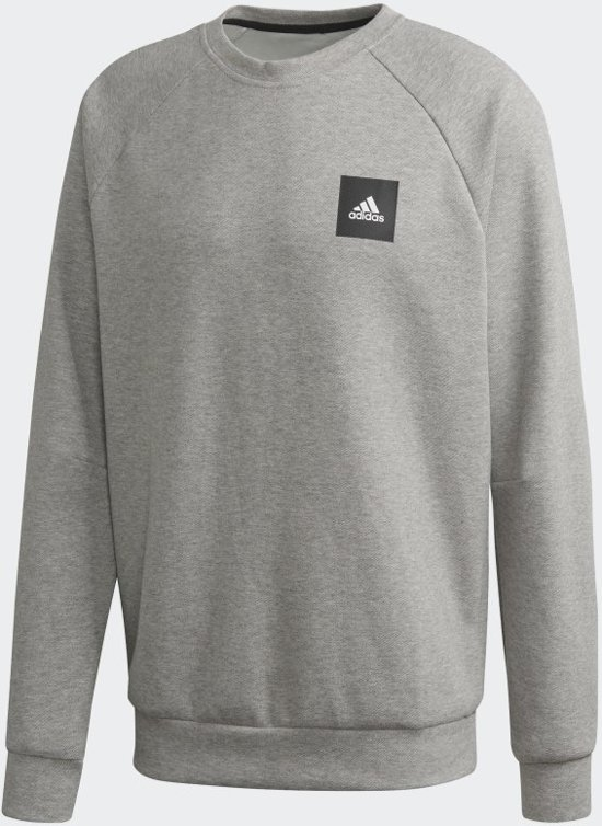 | Adidas Adidas Must Haves Stadium Sweatshirt Grijs
