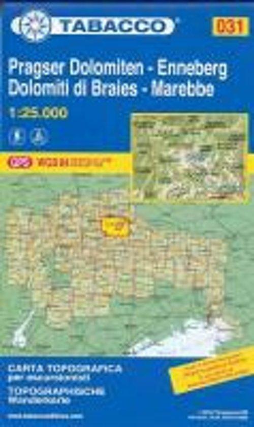 Dolomiti de Braies, Marebbe