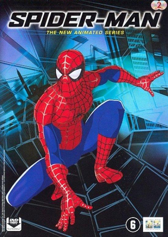 Cover van de film 'Spider-Man - New Animated Series'